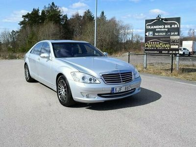 begagnad Mercedes S500L S Benz SSvensksåld 2006, Sedan Pris 149 000 kr