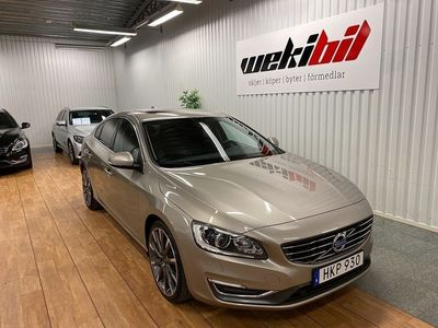 begagnad Volvo S60 D3 Aut Summum business edition 136hk 20