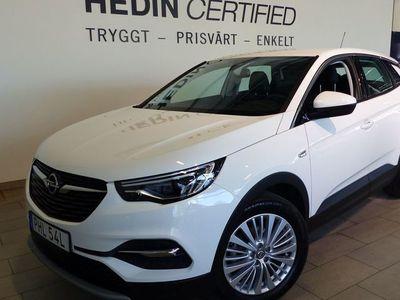 begagnad Opel Grandland X Grandland XDynamic 1.2 ECOTEC 130hk