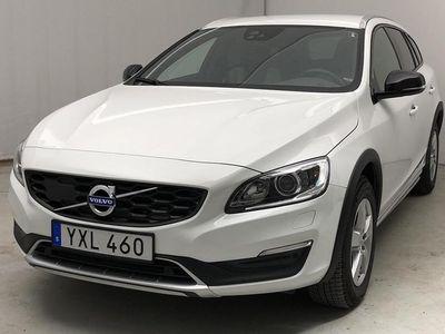 begagnad Volvo V60 CC D4 AWD