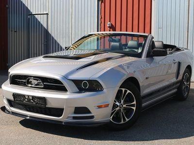 usata Ford Mustang 3,7 V6 Cab Premium -14
