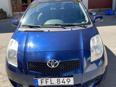 begagnad Toyota Yaris 5-dörrar 1.0