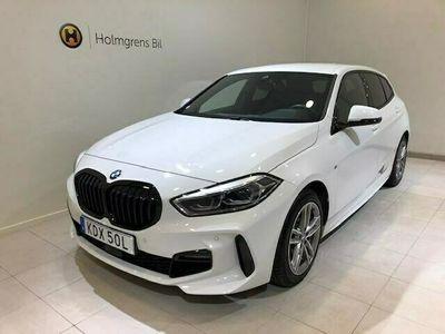 begagnad BMW 118 i 5dr M-Sport PDC HiFi Eluppvärmd Ratt