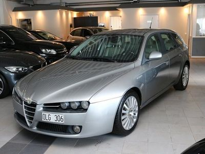 begagnad Alfa Romeo 159 Sportwagon 1.9 JTDM 16V 150hk