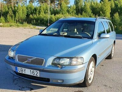 begagnad Volvo V70 S +