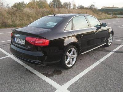 begagnad Audi A4 quattro Aut 190 hk -15