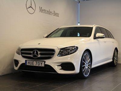 begagnad Mercedes E220 d 4M
