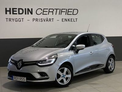 begagnad Renault Clio Energy TCE 120 EDC