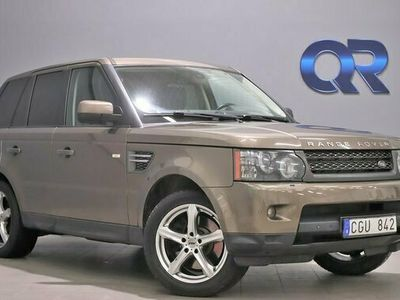 begagnad Land Rover Range Rover Sport LS