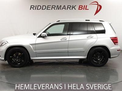 begagnad Mercedes GLK220 CDI 4M M-Värm Drag Nyservad 170hk