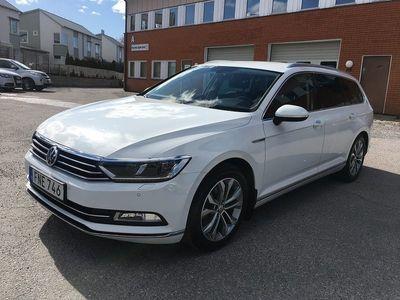 begagnad VW Passat 2.0 TDI 190hk 4M Executive EU6