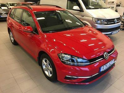 begagnad VW Golf Sportsvan SC 1.0 TSI 110 SC 1.0 TSI 2018, Personbil 159 000 kr