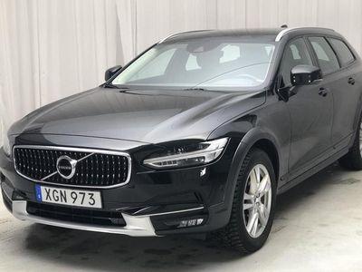 begagnad Volvo V90 CC D5 AWD