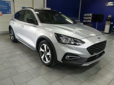 begagnad Ford Focus ACTIVE 1.0T EcoBoost 125hk A8 5D