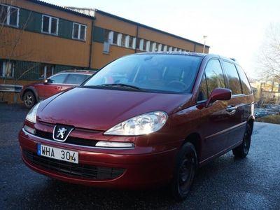 begagnad Peugeot 807 2.2 7-Sits Drag 160Hk -05