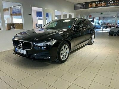begagnad Volvo V90 D3 Advanced Edition Aut Euro 6 *Gotlandsbil*