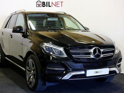 begagnad Mercedes GLE350 d 4M Värmare Drag H/K