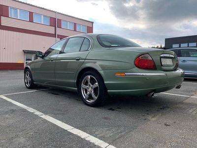 begagnad Jaguar S-Type 3.0 V6 Executive