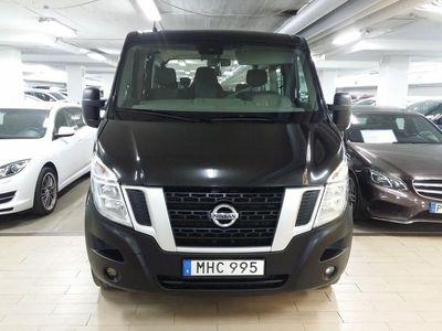 begagnad Nissan NV400 Minibuss 2.3 dCi Euro 6 145hk.9s