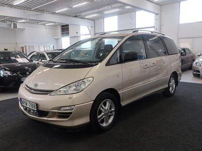 begagnad Toyota Previa 2.4 (156hk)Automat 7-sits-Drag- -05