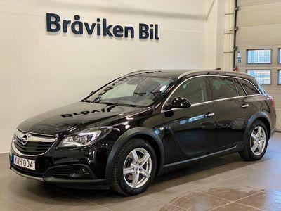 begagnad Opel Insignia Country Tourer 2.0 CDTI 4x4 AUT Euro 6 2017, Personbil 214 900 kr