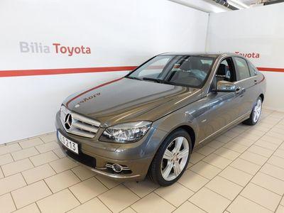 begagnad Mercedes C250 C BenzCDI BlueEFFICIENCY 5G-Tronic 2010, Sedan 149 900 kr