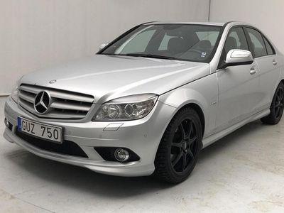 begagnad Mercedes C200 C-KlassKompressor W204