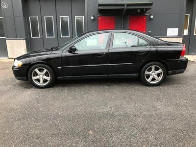 begagnad Volvo S60 D5 Nybesiktad -06