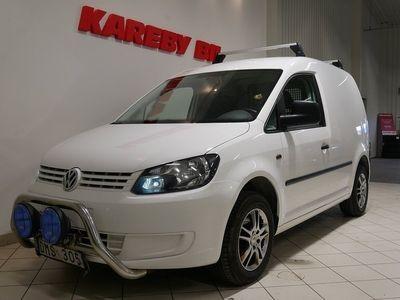 begagnad VW Caddy Panel Van 1.6 TDI Värmare