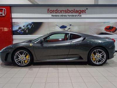 begagnad Ferrari F430 Coupè F1 Svensksåld