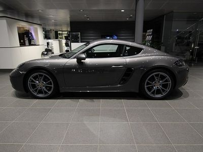 gebraucht Porsche 718 Cayman-18