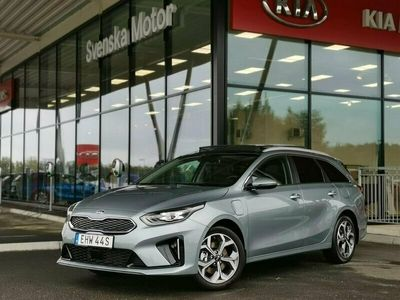 begagnad Kia cee'd Ceed Sportswagon Plug-in HybridSportswagon Plug-in Hybrid