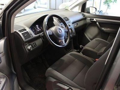 begagnad VW Touran TDI 105 hk
