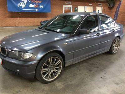 begagnad BMW 325 i Sedan 192hk