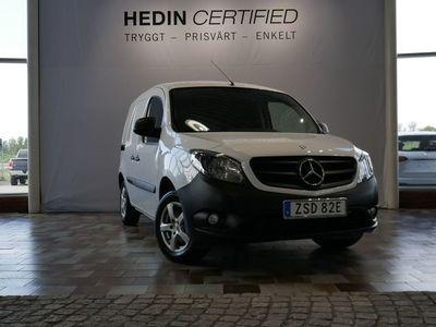 begagnad Mercedes Citan 109 CDI FIGHTER -19