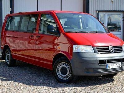 gebraucht VW Shuttle 2.0 115hk*DRAG*8-sits -04