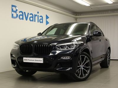 begagnad BMW X4 xDrive30i Innovation ed Driving Ass.Plus Panorama Drag