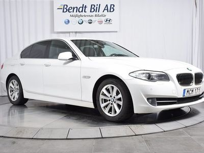 brugt BMW 535 D xDrive Sedan Komfortstolar 2013, Sedan 309 500 kr