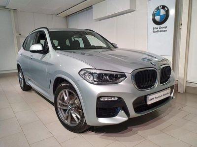 begagnad BMW X3 xDrive 20i Aut M-Sport / Värmare / Dra