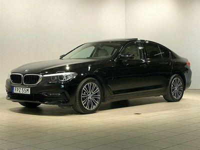 begagnad BMW 530 e xDrive PHEV Sport Line Pa Da Soft Close