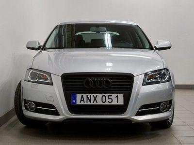 begagnad Audi A3 Sportback 2.0 TDI 140 Quattro RÄNTEKAMPANJ 2,95%
