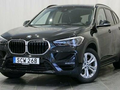 begagnad BMW X1 xDrive25e, Connected, Head-Up display 2020, SUV 470 800 kr