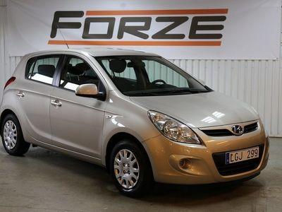 brugt Hyundai i20 5-dörrar 1.2 77 hk -11