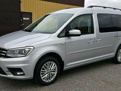 begagnad VW Caddy Maxi Life 1,4TSI DSG 125hk 7sits Comfortline