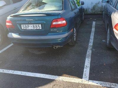 begagnad Volvo S40 1.8