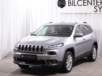 begagnad Jeep Cherokee 2.2 CRD 4WD Automatisk *Moms, 200hk