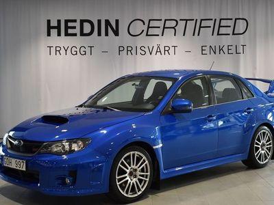 begagnad Subaru Impreza WRXSTI // 300hk