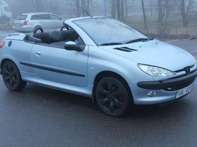 begagnad Peugeot 206 CC 1.6 16V Cabrio -03