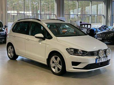 begagnad VW Golf Sportsvan 1.2 TSI DSG AUT Style EU6