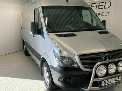 begagnad Mercedes Sprinter - Benz316 SKÅP